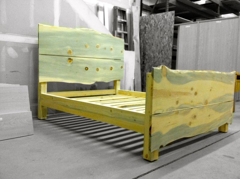 Tomsky Bed - 1
